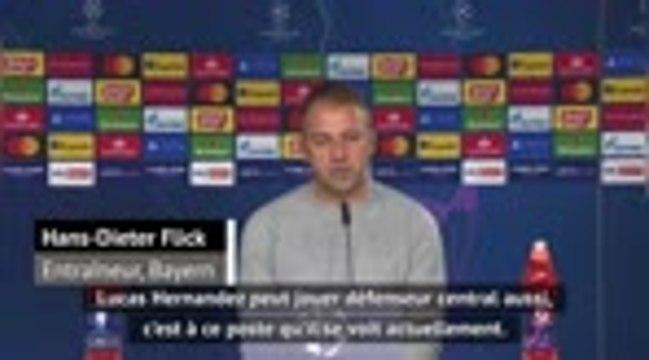 Bayern - Flick heureux de retrouver Hernandez au top niveau