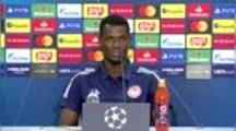 "Olympiakos - Ba : ""Content daffronter Marseille"""