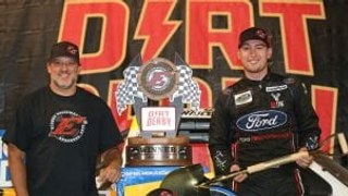 Tony Stewart sees similarities in Chase Briscoe