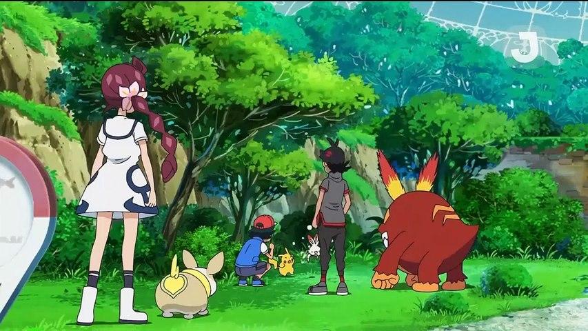 Pokemon Saison 23 Épisode 17 - Une évolution tout feu tout flamme !