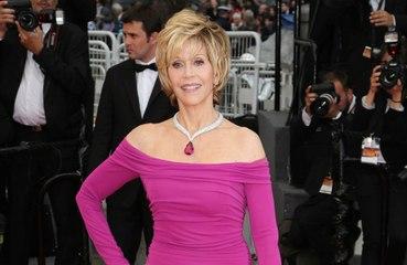 'Eu parei de fazer compras para salvar o planeta', diz Jane Fonda