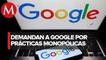 EU demanda a Google por monopolio en anuncios y búsqueda en internet