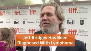Jeff Bridges Is Sick