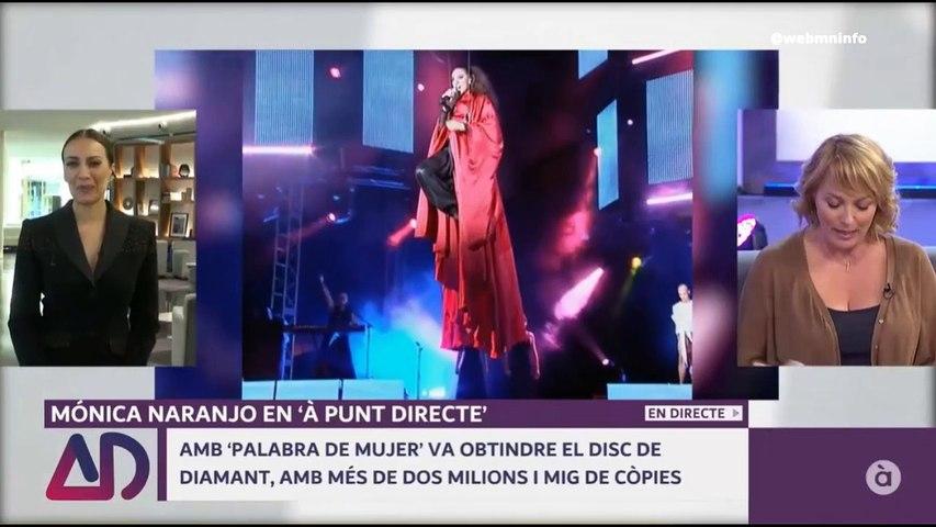 Mónica Naranjo - Entrevista Apunt directe -16.10.2020