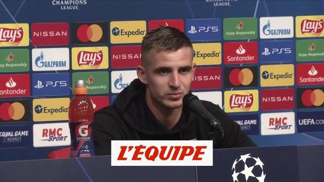 Bourigeaud : «C'est assez frustrant» - Foot - C1 - Rennes
