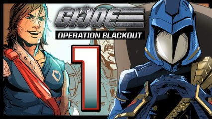 G.I. Joe: Operation Blackout Walkthrough Part 1 (PS4, XB1, Switch, PC)