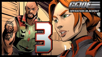 G.I. Joe: Operation Blackout Walkthrough Part 3 (PS4, XB1, Switch, PC)