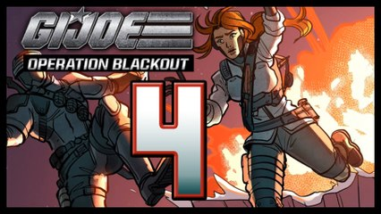 G.I. Joe: Operation Blackout Walkthrough Part 4 (PS4, XB1, Switch, PC)