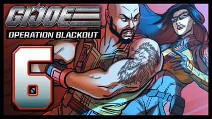 G.I. Joe: Operation Blackout Walkthrough Part 6 (PS4, XB1, Switch, PC)