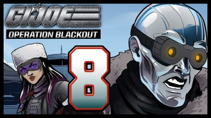 G.I. Joe: Operation Blackout Walkthrough Part 8 (PS4, XB1, Switch, PC)