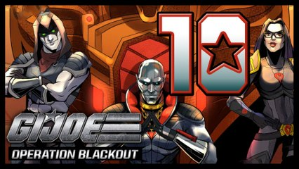 G.I. Joe: Operation Blackout Walkthrough Part 10 (PS4, XB1, Switch, PC)