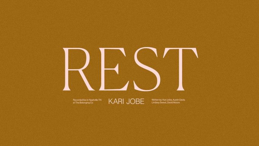 Kari Jobe - Rest