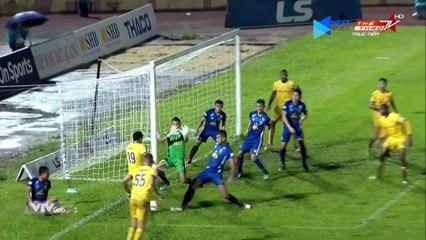 Highlights - Quảng Nam FC - DNH Nam Định - 2 thẻ đỏ và tranh cãi bàn thắng bị từ chối - NEXT SPORTS