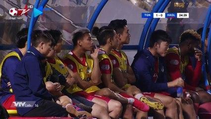 Highlights - Than Quảng Ninh - HAGL - Jermie Lynch thăng hoa ngày Tuấn Anh vắng bóng - NEXT SPORTS