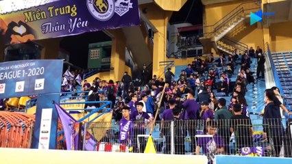 Văn Hậu, Văn Xuân, Đậu Văn Toàn và CLB Hà Nội FC tặng quà cho fan nữ nhân ngày 20-10 - NEXT SPORTS