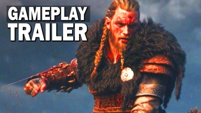 Assassin's Creed Valhalla - Season Pass Gameplay Trailer