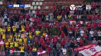 Highligths | Hải Phòng FC – Thanh Hóa FC | Ngày thi đấu rực sáng của Mpande – Xuân Tú | VPF Media