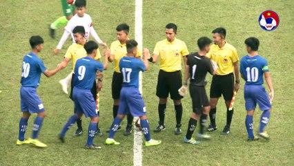 Highlights | U15 Đồng Nai - U15 Quảng Nam | Thất bại đáng tiếc, ngậm ngùi rời giải | VFF Channel