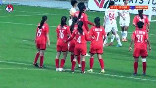 Highlights | Dự tuyển U16 Quốc gia - U16 Hà Nội Watabe | Giật mình với những siêu phẩm | VFF Channelv