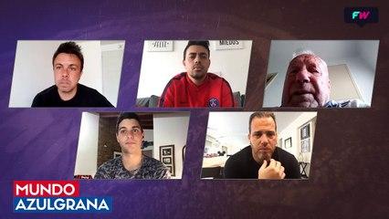 ¡Mundo Azulgrana TV con Alberto Rendo!