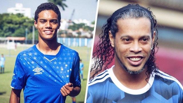 Mais qui est le fils de Ronaldinho ? | Oh My Goal