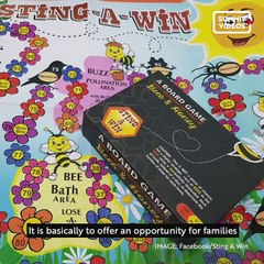 This Couple Developed A Board Game That Teaches Players About Bees