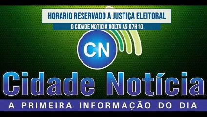 Assista ao programa Cidade Notícia desta quarta-feira (21) pela Líder FM de Sousa-PB