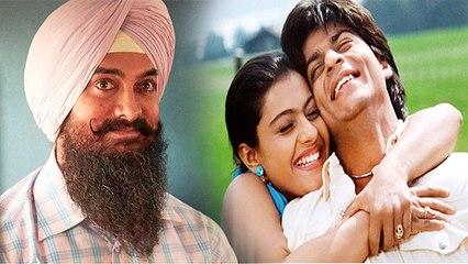 Aamir Khan Celebrates 25 Years Of Dilwale Dulhaniya Le Jayenge