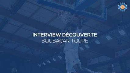 2020/21 Interview découverte - Boubacar Toure