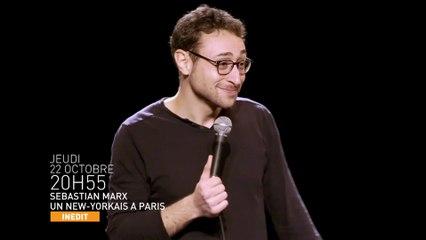 """Sebastian Marx """"Une New-Yorkais à Paris"""" - bande annonce Comédie+"""