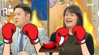 [HOT] The Fight between Kim Gu-ra and Koleen Park, 라디오스타 20201021