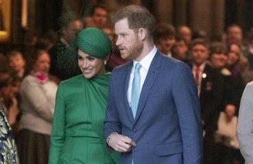 Los duques de Sussex disfrutan de 'tiempo de calidad' con su pequeño Archie
