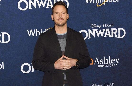 Chris Pratt: Von Hollywood-Stars verteidigt
