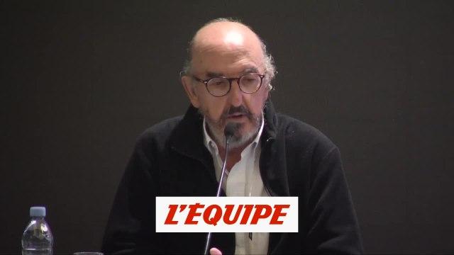 Roures : «Nous maintenons notre projet » - Foot - Mediapro