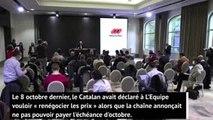 """Ligue 1 - Jaume Roures : """"La seule chose quon demande est dadapter cette saison à la situation"""""""