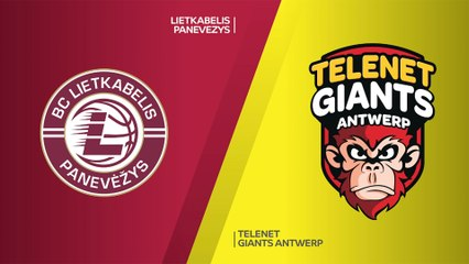 7Days EuroCup Highlights Regular Season, Round 4: Lietkabelis 80-73 Giants