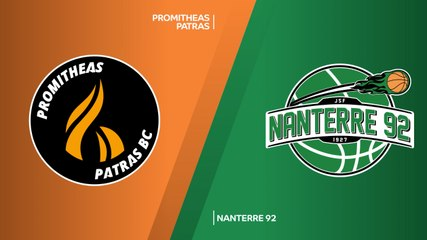7Days EuroCup Highlights Regular Season, Round 4: Patras 88-72 Nanterre
