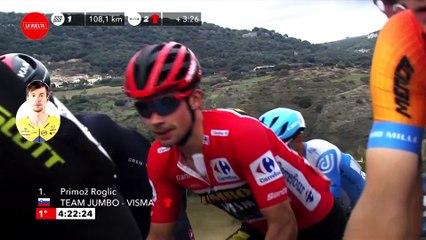 Vuelta a España 2020: Stage 2 highlights