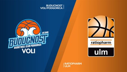 7Days EuroCup Highlights Regular Season, Round 4: Buducnost 73-68 Ulm