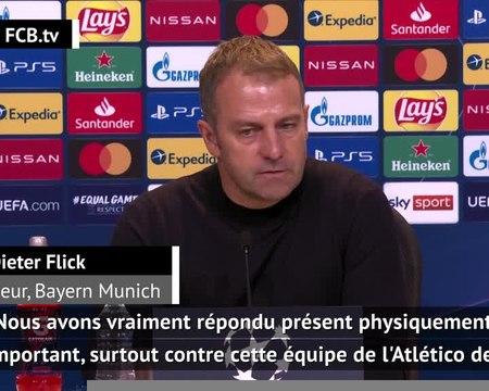 """Groupe A - Flick : """"Une victoire largement méritée"""""""