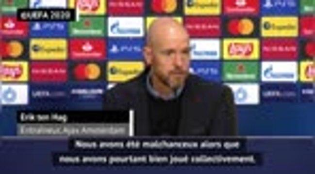 """Groupe E - ten Hag : """"Liverpool était pourtant prenable"""""""