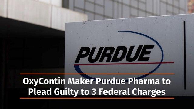 Purdue Pharma Found Guilty