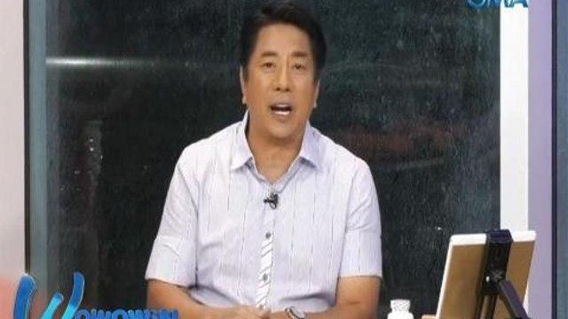 Wowowin: Willie Revillame, nagpasalamat sa suporta sa kanya ng Frontrow