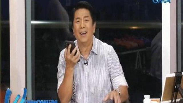 Wowowin: Caller, gulong-gulo na sa palaro ni Kuya Wil!