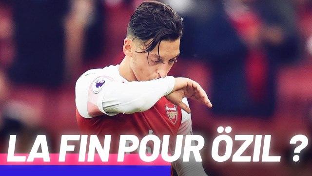 Pourquoi Arsenal a décidé d'exclure Mesut Ozil du groupe pour la Premier League | Oh My Goal