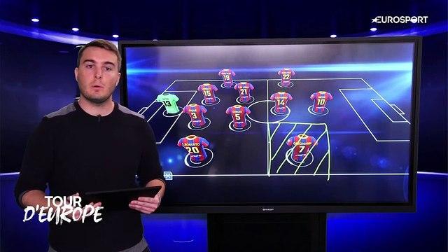 La palette : Comment Griezmann est devenu remplaçant indiscutable au Barça