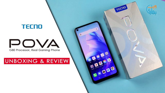 Tecno Pova Unboxing & Review   Real Gaming Phone   Tecno Pova Price in Pakistan?