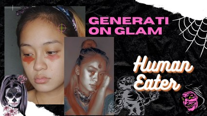Generation Glam: Simple Halloween Look