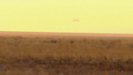 Astronauts return to Earth after 6 months aboard ISS