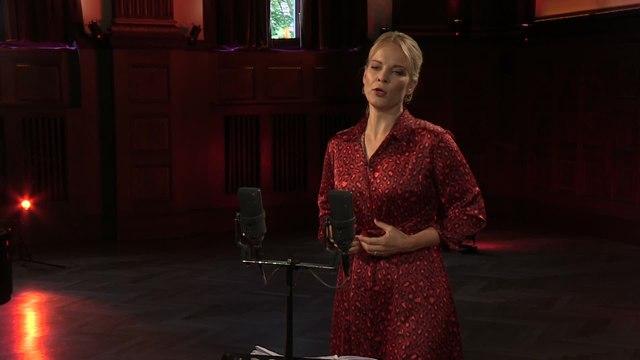 Elīna Garanča - Brahms:  5 Gesänge, Op. 71: III. Geheimnis